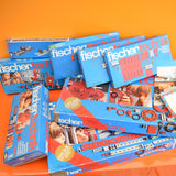 Vintage 1970s Boxed Construction Kits - Fischer