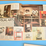 Vintage 1980s Magazine - Ideal Home 1983
