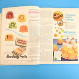 Vintage 1950s Magazine - Good Housekeeping 1955