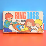 Vintage 1970s Game - Ring Toss Flip - Boxed