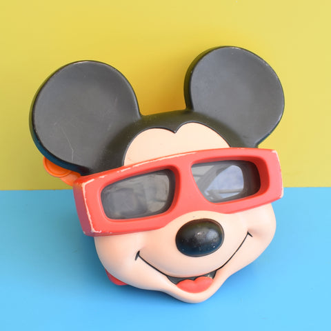 Vintage 1980s View Master Mickey Mouse & Reel