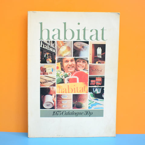 Vintage 1970s Habitat Catalogue / Brochure -1975