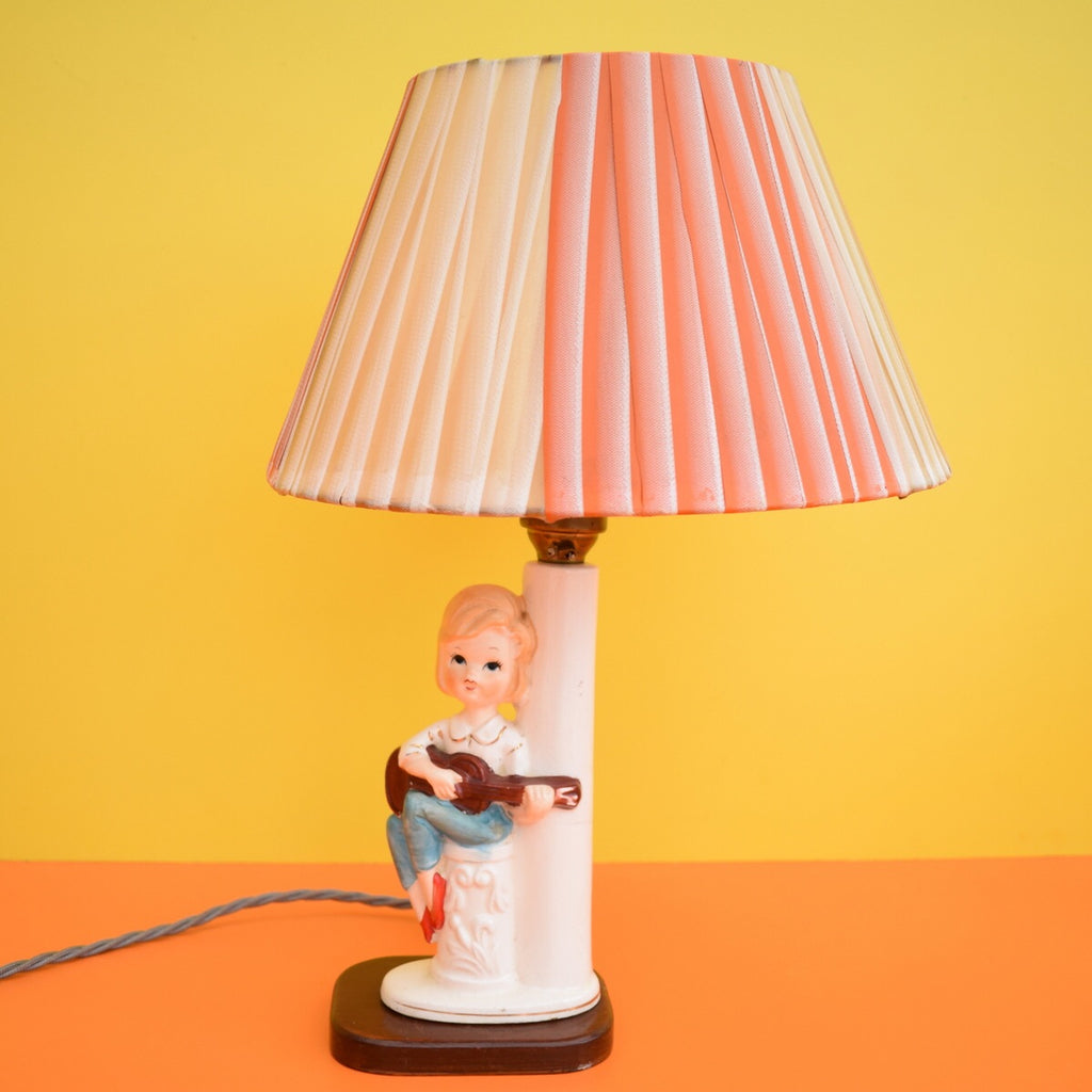 Wood Table Lamp Picture More Detailed About High End On: Vintage 1960s Wooden Table Lamp