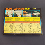Space Launcher 2001 Toy Space Gun - Box / Packaging
