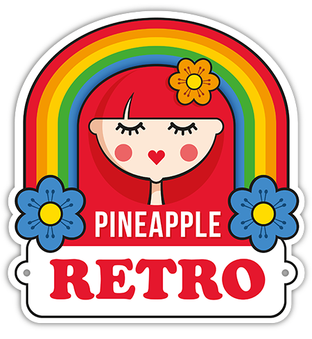 Pineapple Retro