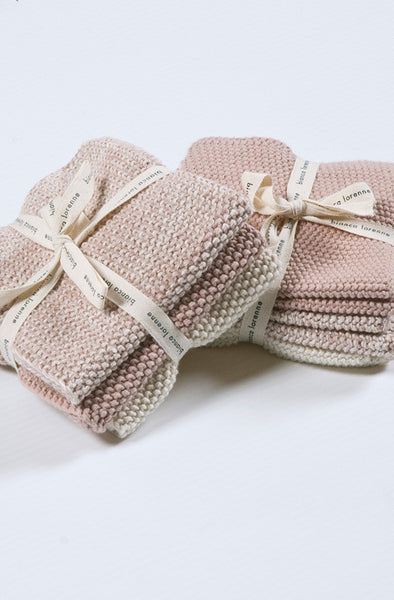 Bianca Lorenne Lavette Petal Knitted Cloths