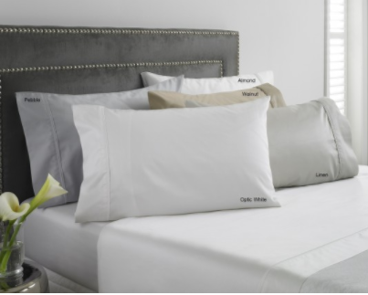 Baksana Luxury Sateen Pillowcases Pair