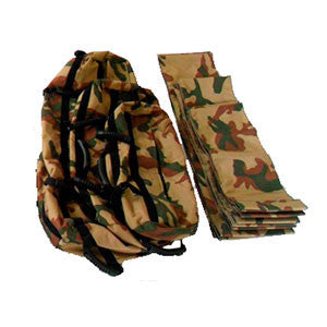 Powerbag army large
