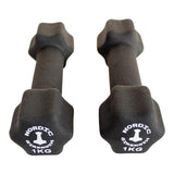 Manual -  Black Edition Aerobic 1 kg