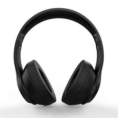 BOOM by Miiego trådløse hodetelefoner over-ear (Black edition til fitness)