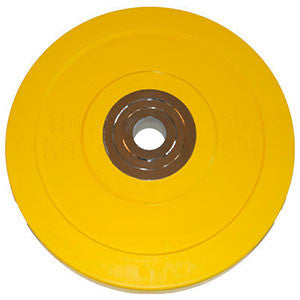 Competition bumper plate 15 kg