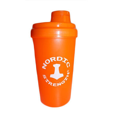 Protein shaker - Nordic Strength – ORANGE