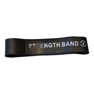 Strength band black  - 1