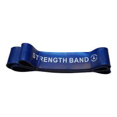 Strength band blue