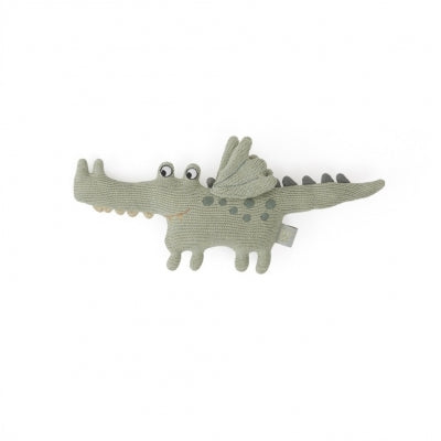Baby Buddy Crocodile Darling Rattle