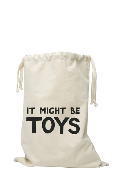 It Might Be Toys - Fabric Storage Bag