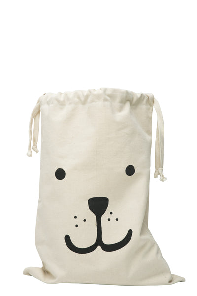 Bear - Fabric Storage Bag