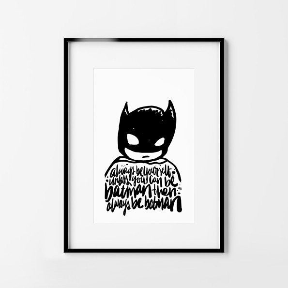 Superhero - Batman