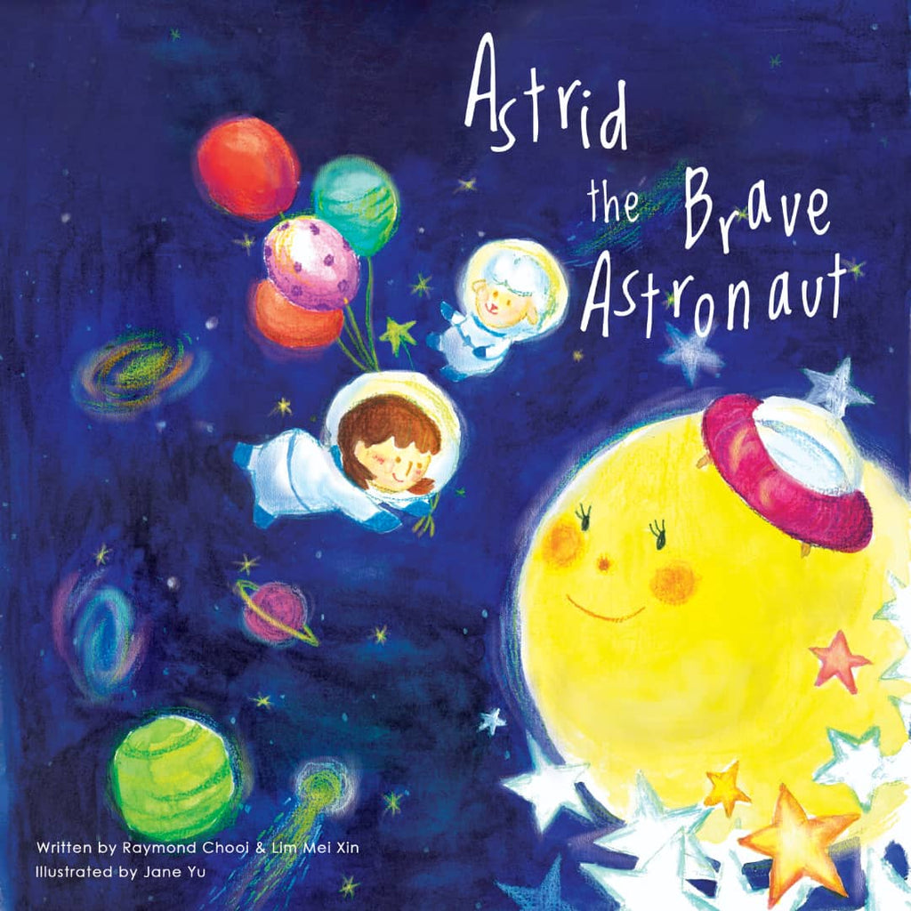 Astrid the Brave Astronaut