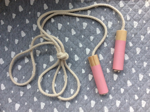 Lychee Pink Jump Rope