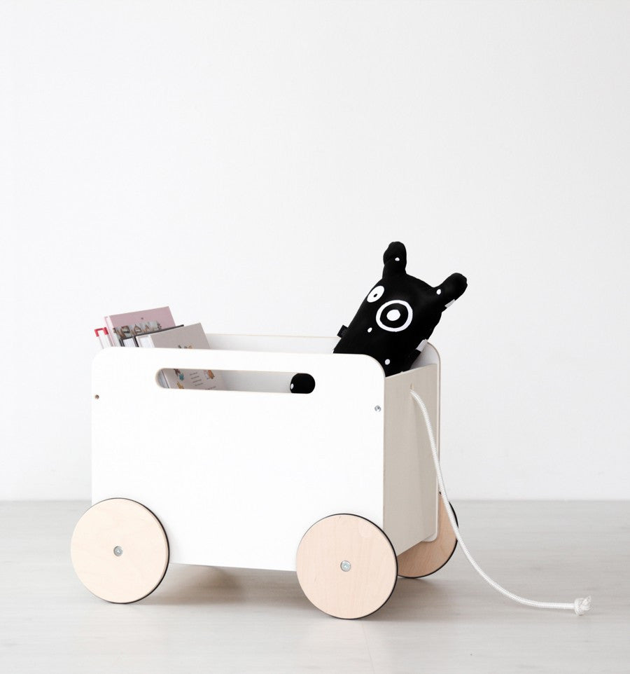 Completely new Toy Chest on Wheels - M A D E F O R K A I XL48