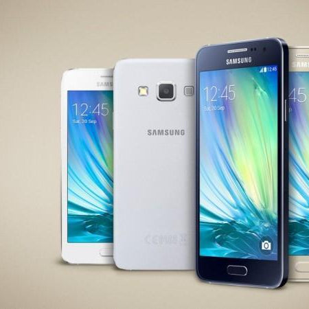 Recognising your Device - The Samsung Galaxy A3