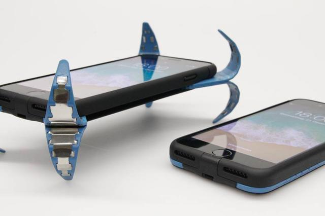 The Phone Case That Acts As An AirBag Designed By Student