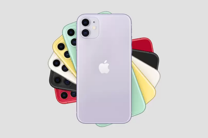 The iPhone 11 is here