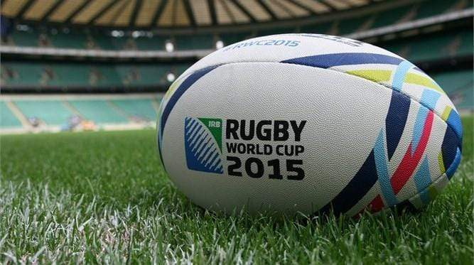 The best way to watch the Rugby World Cup