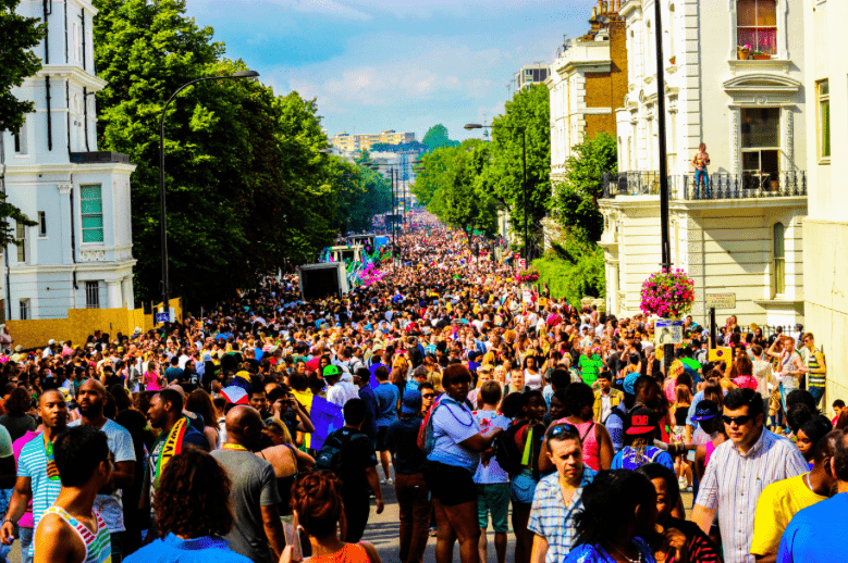 Notting Hill Carnival: Europe's biggest street party