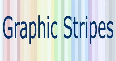 Graphic Stripes