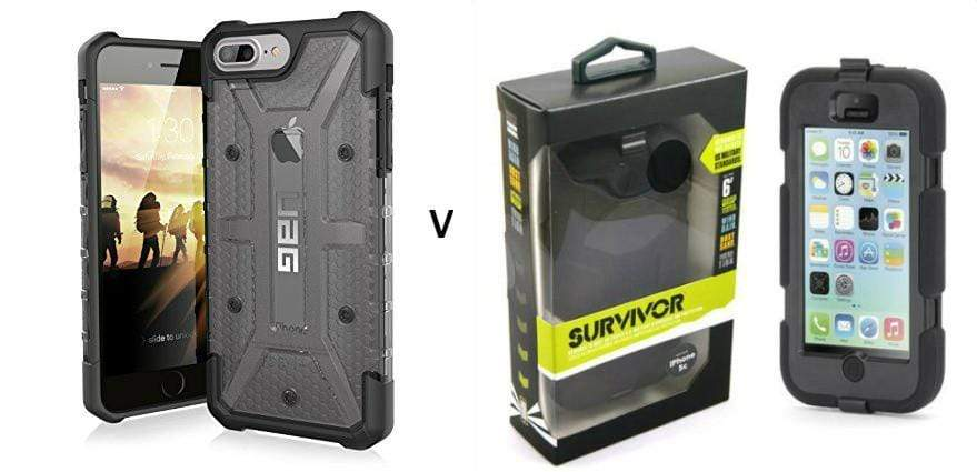 Griffin vs UAG (Urban Armor Gear)  – We Compare The Two
