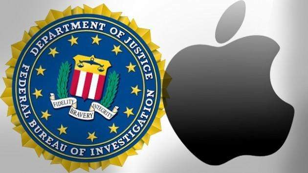 Apple vs The F.B.I