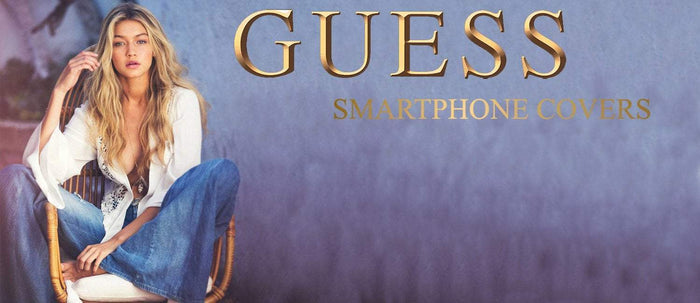 GUESS x Case Hut