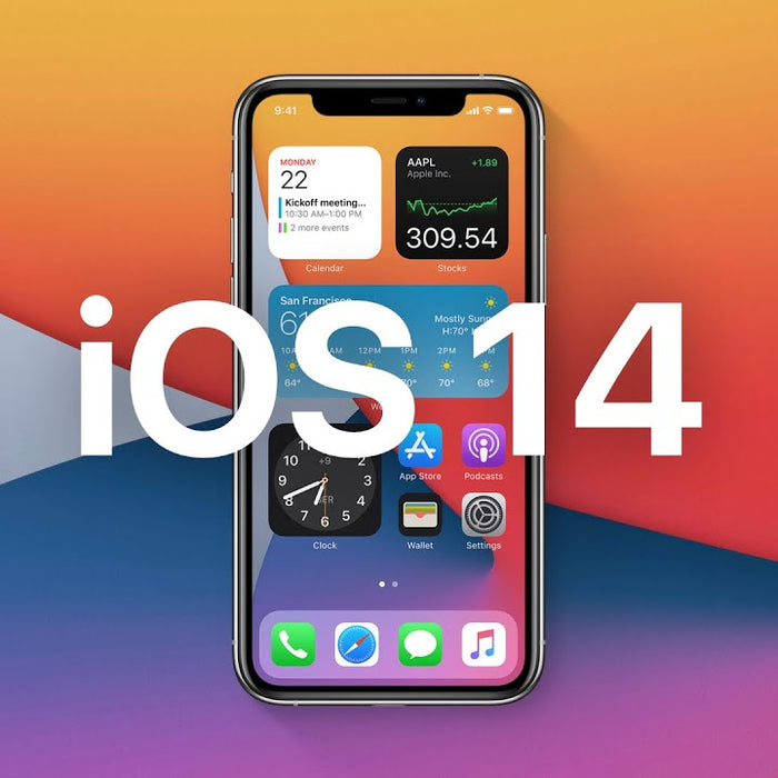 Brand new: iOS 14 features and compatibility
