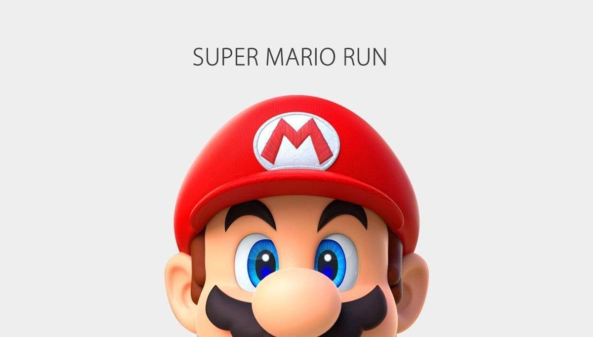 Nintendo x Apple : Super Mario for iPhone