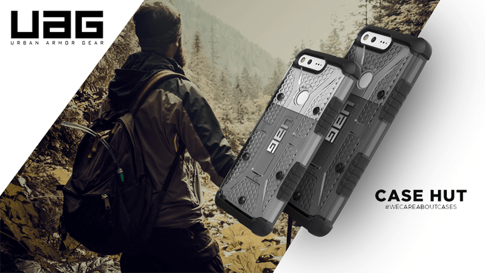 UAG - An Armoured Solution arrives at Case Hut