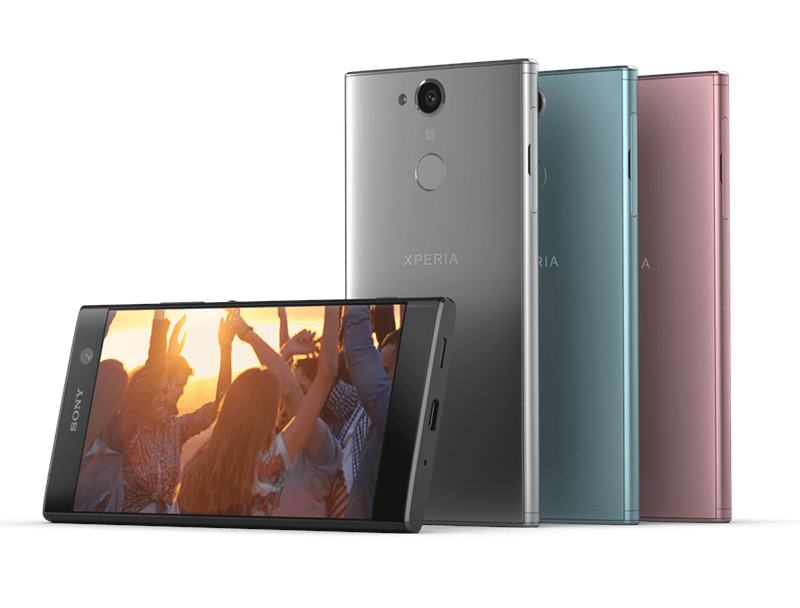 Sony goes official with the new Xperia XA2 and XA2 Ultra!