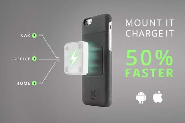 XVIDA MAGNETIC SYSTEM WITH  FAST WIRELESS CHARGING