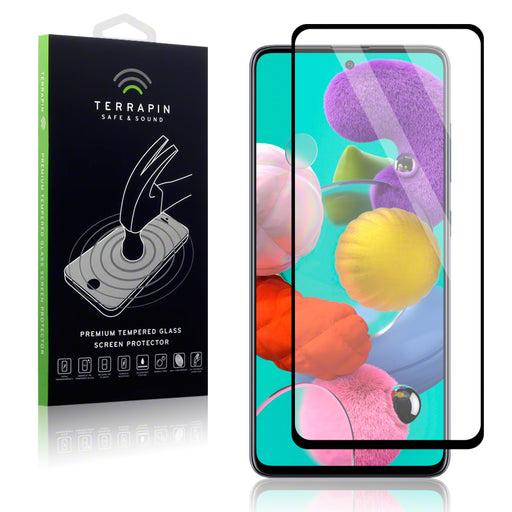 Terrapin Samsung Galaxy A51 Tempered Glass Screen Protector