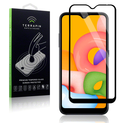Terrapin Samsung Galaxy A01 Tempered Glass Screen Protector