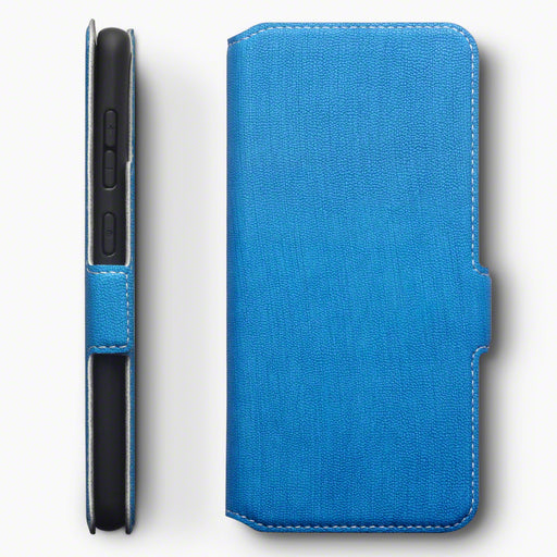 Terrapin Samsung Galaxy A41 Low Profile PU Leather Wallet Case - Light Blue