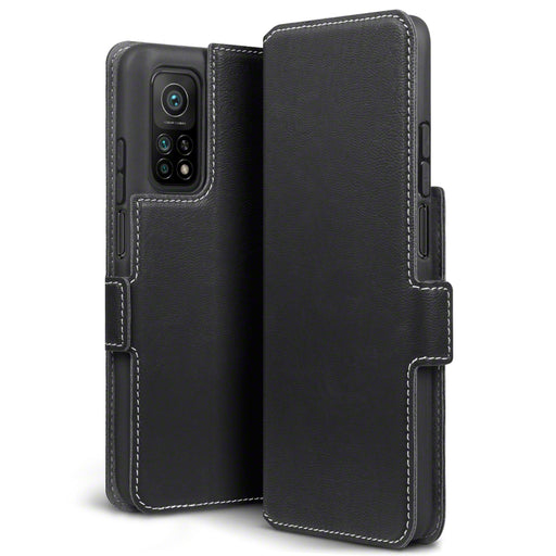 Terrapin Xiaomi Mi 10T 5G / 10T Pro 5G Low Profile PU Leather Wallet Case - Black