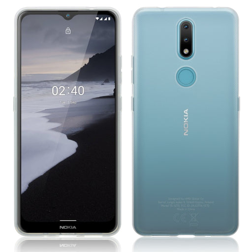 Terrapin Nokia 2.4 TPU Gel Case - Clear