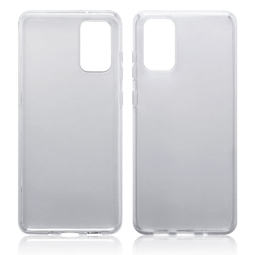 Terrapin Samsung Galaxy S20 Plus TPU Gel Skin Case - Clear