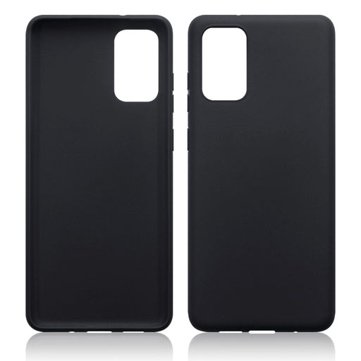 Terrapin Samsung Galaxy S20 Plus TPU Gel Skin Case - Black Matte