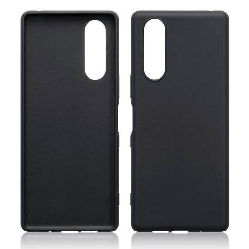 Terrapin Sony Xperia 2 Slim Gel Case - Black Matte