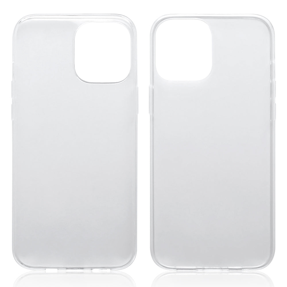 Communication & Mobile Phones Terrapin Flexi Gel Case - Clear for iPhone 12 Pro Max