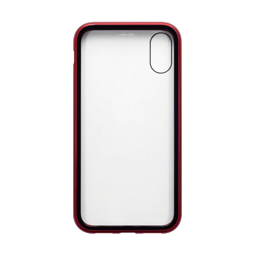 Terrapin Apple iPhone X/XS Double Sided Explosion Proof Case - Red