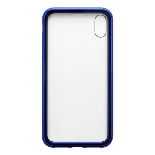 Terrapin Apple iPhone XS Max Double Sided Explosion Proof Case - Blue
